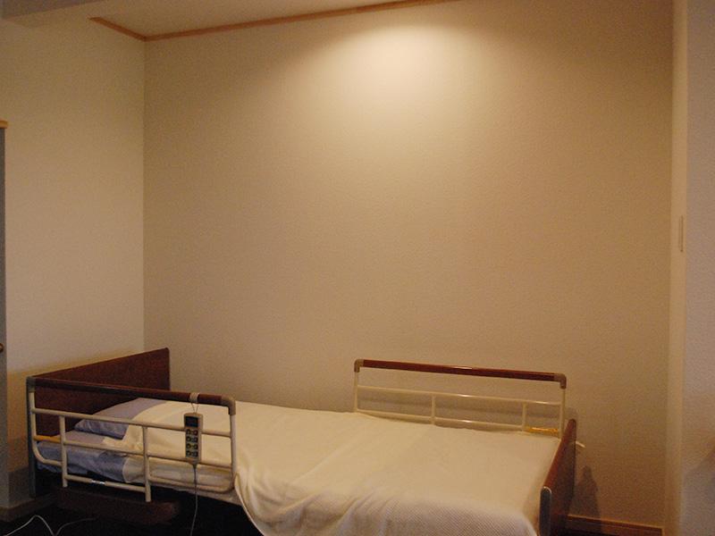 個室ベッド