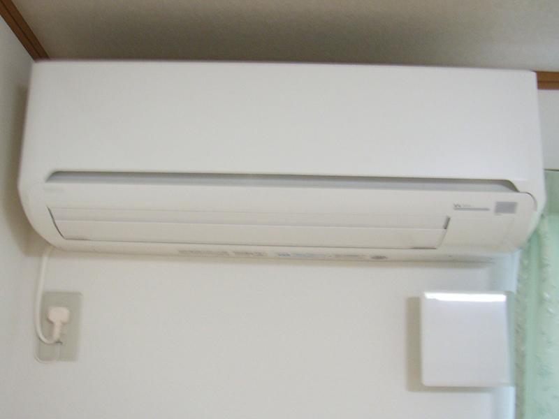 冷暖房完備