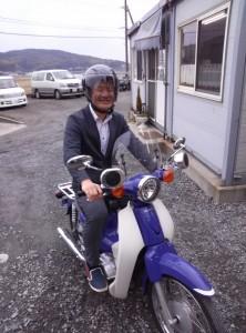 【ありがた屋】配送専用車